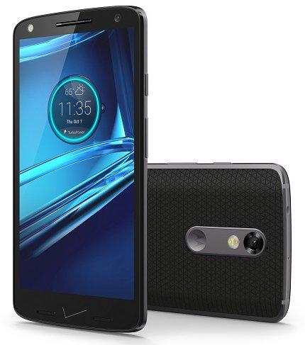 Motorola introducerar Droid Turbo 2 i USA