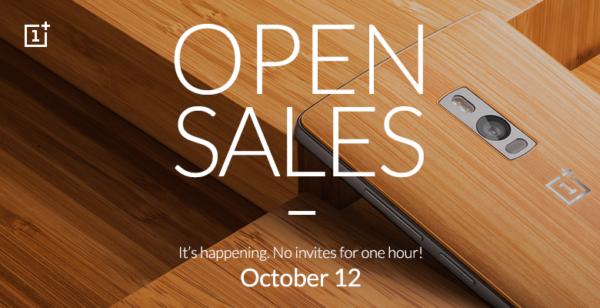 På måndag kan OnePlus 2 beställas utan inbjudan