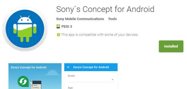 Sony söker betatestare till konceptgränssnitt baserat på Android 6.0 Marshmallow