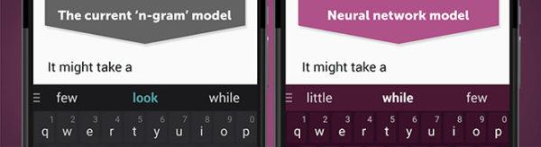 SwiftKeys nya tangentbord använder maskininlärning och neuronnät