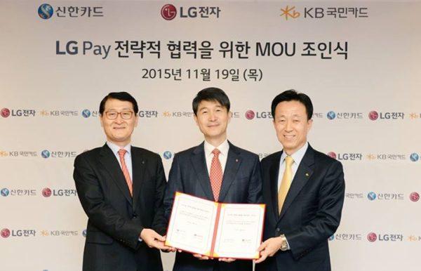 LG lanserar egen satsning på mobil plånbok