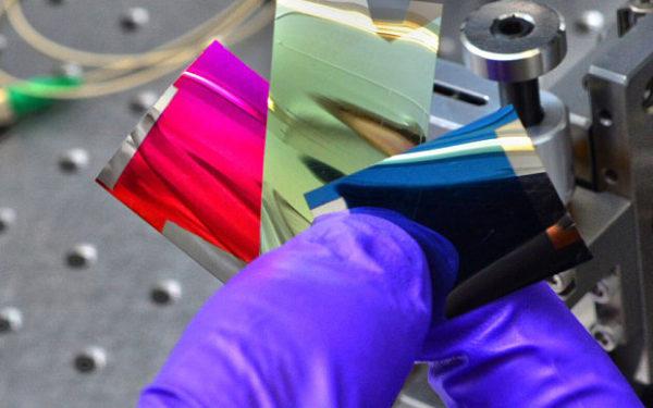 Bodle Technologies utvecklar extremt strömsnål skärm