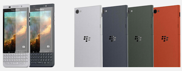 BlackBerry Vienna – ännu en Androidmobil från kanadensiska tillverkaren?
