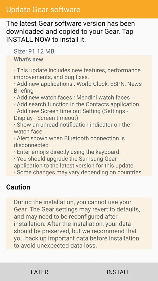 how to change language on gear s2