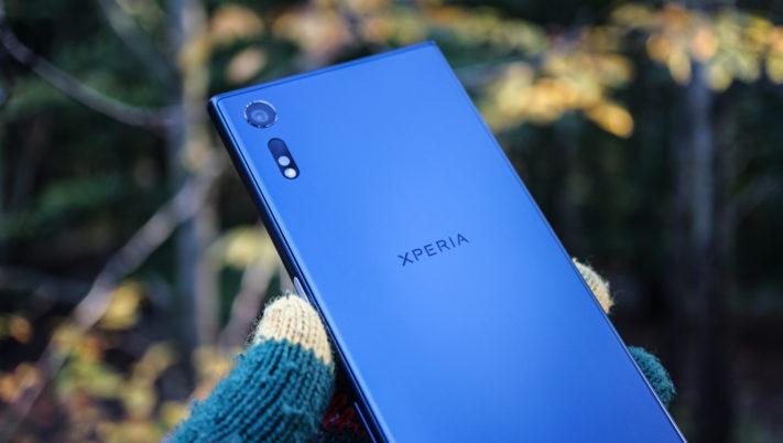 Vi testar Sony Xperia XZ