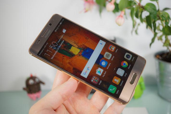 Vi testar Huawei Mate 9 Pro